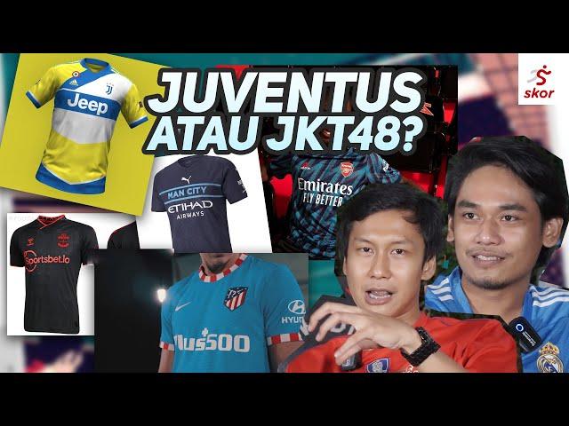 Jersey Ketiga Juventus Kok Gini?!   Cerita Jersey Eps. 4