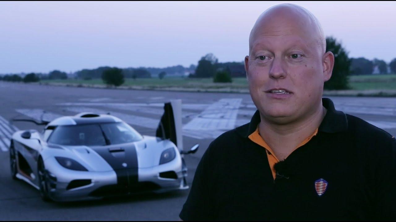 Volvo Trucks - Christian von Koenigsegg discusses Volvo Trucks vs Koenigsegg - YouTube