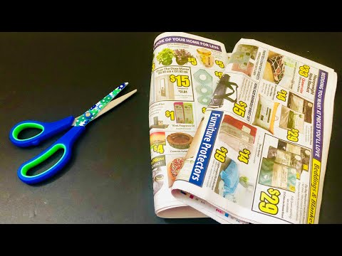 Diy Easy Newspaper Crafts Ideas Top 6 Newspaper Easy Crafts To