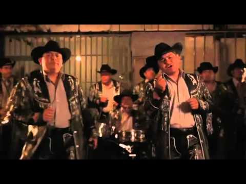 Banda Machos presenta el corrido del Gringo- Banda sonora de la película