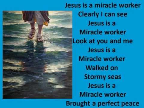 Christian kids song - Miracle Worker