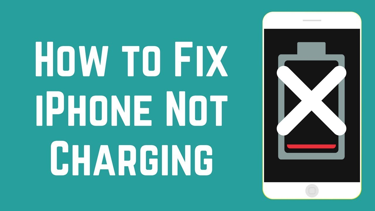 best service 596e7 2c5d6 iPhone Not Charging? Try These 4 Quick Fixes!