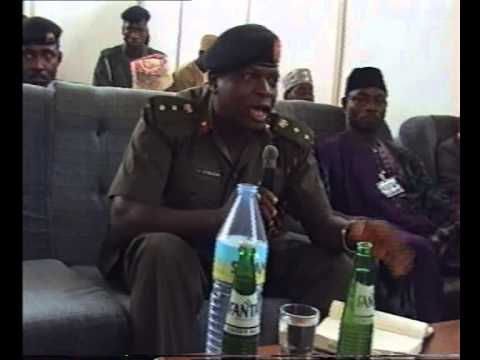 GOVERNOR OF LAGOS STATE VISITS OSUN STATE PAVILION