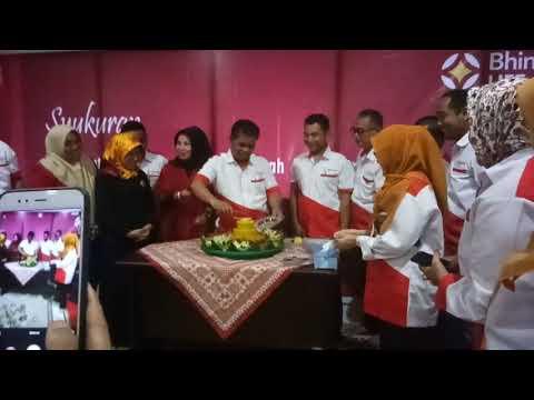 Syukuran Penempatam Gedung Baru PT.Bhinneka Life Indonesia Ktr Wilayah Riau Pekanbaru(1)