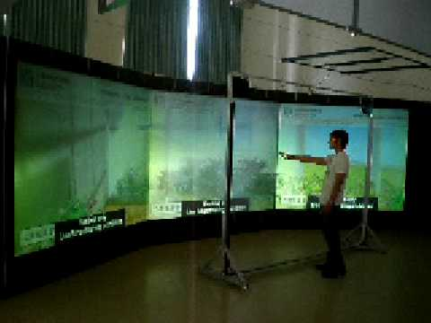 Virtual Reality Cave