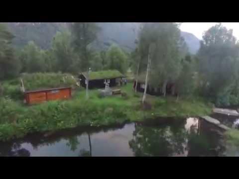 FJORDS Cabins in Isfjorden. Møre og Romsdal, Norway.