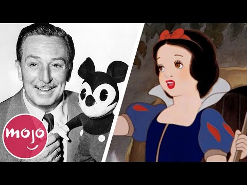 The Fascinating True Story of Walt Disney