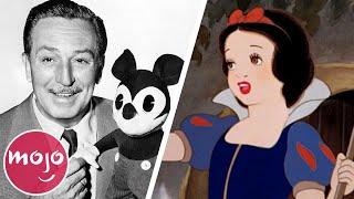 The Fascinating True Story of Walt Disney