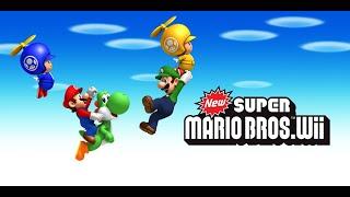 New Super Mario Bros. Wii in 28:27 (NEW PB)