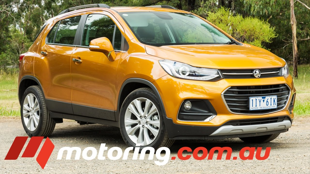 2017 Holden Trax LTZ Review - YouTube