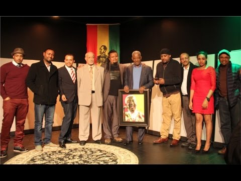 Mahmoud Ahmed, Ethiopia's legendary musician awarded in Seattle, by EYM TV