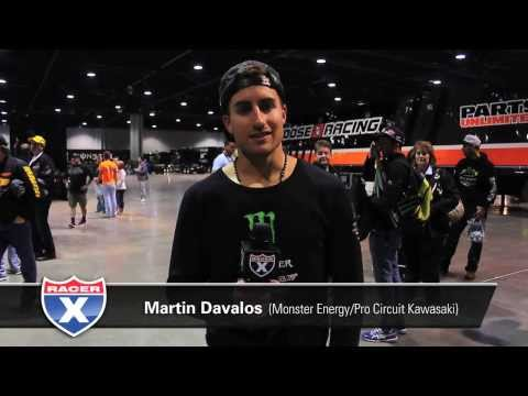 Racer X Films Aftermath with Martin Davalos
