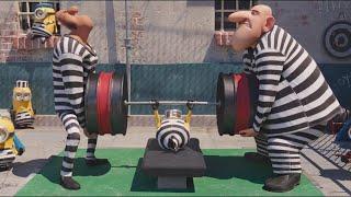 Despicable Me 3 - Minions Prison Break