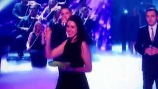 Simon Cowell Gets Egged! Live on TV - Britain's Got Talent Live Final (HD 1080p)