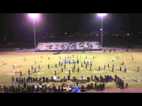 Luella High School Marching Band 2013 (part 1&2)