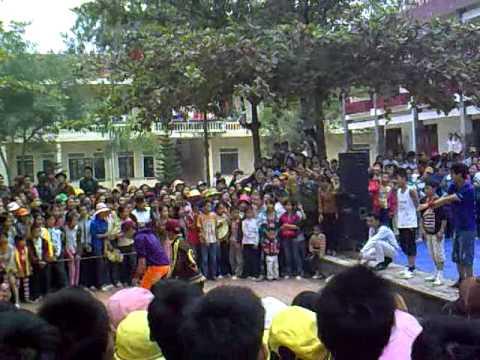 Hip hop Đô Lương III