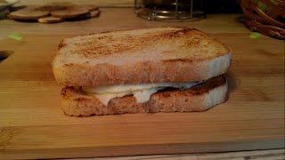 Сэндвич с яйцом / Быстрый рецепт