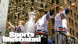 The Guarantee On Broadway #3 | NHL's Most Iconic Moments | Sports Illustrated