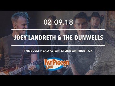 Joey Landreth & The Dunwells - FatPigeonLive Session