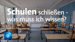 Kinderzimmer statt schulklasse: wegen der corona-epidemie schließen immer mehr bundesländer flächendeckend schulen, kindertagesstätten und kindergärten - mei...