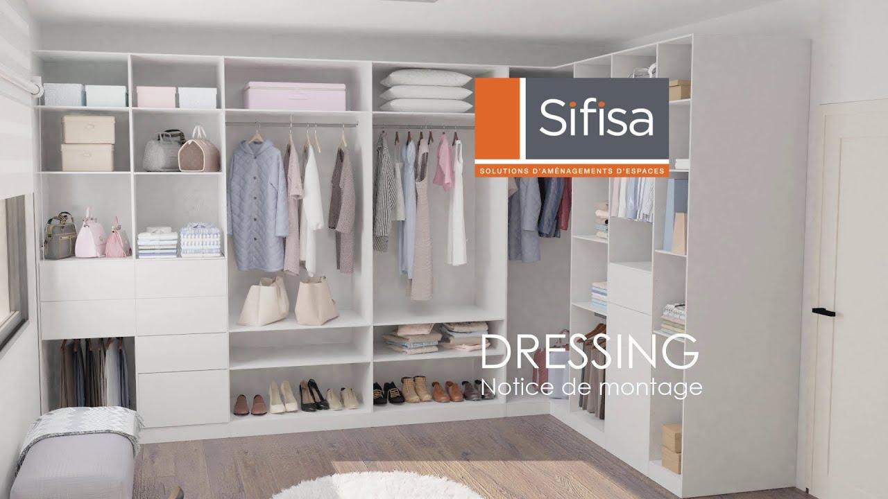 Dressing 2d Adjust Par Sifisa Notice De Pose Youtube