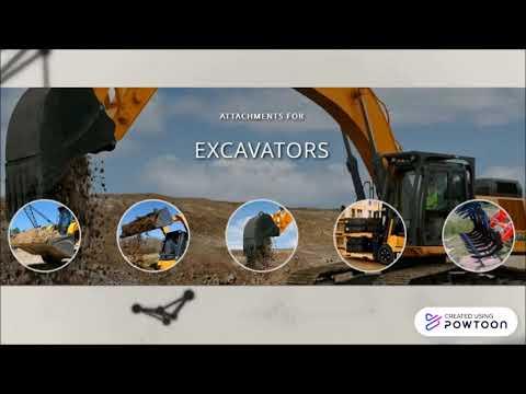 Best Excavator Buckets, Attachments in Australia - Kriss Solutions