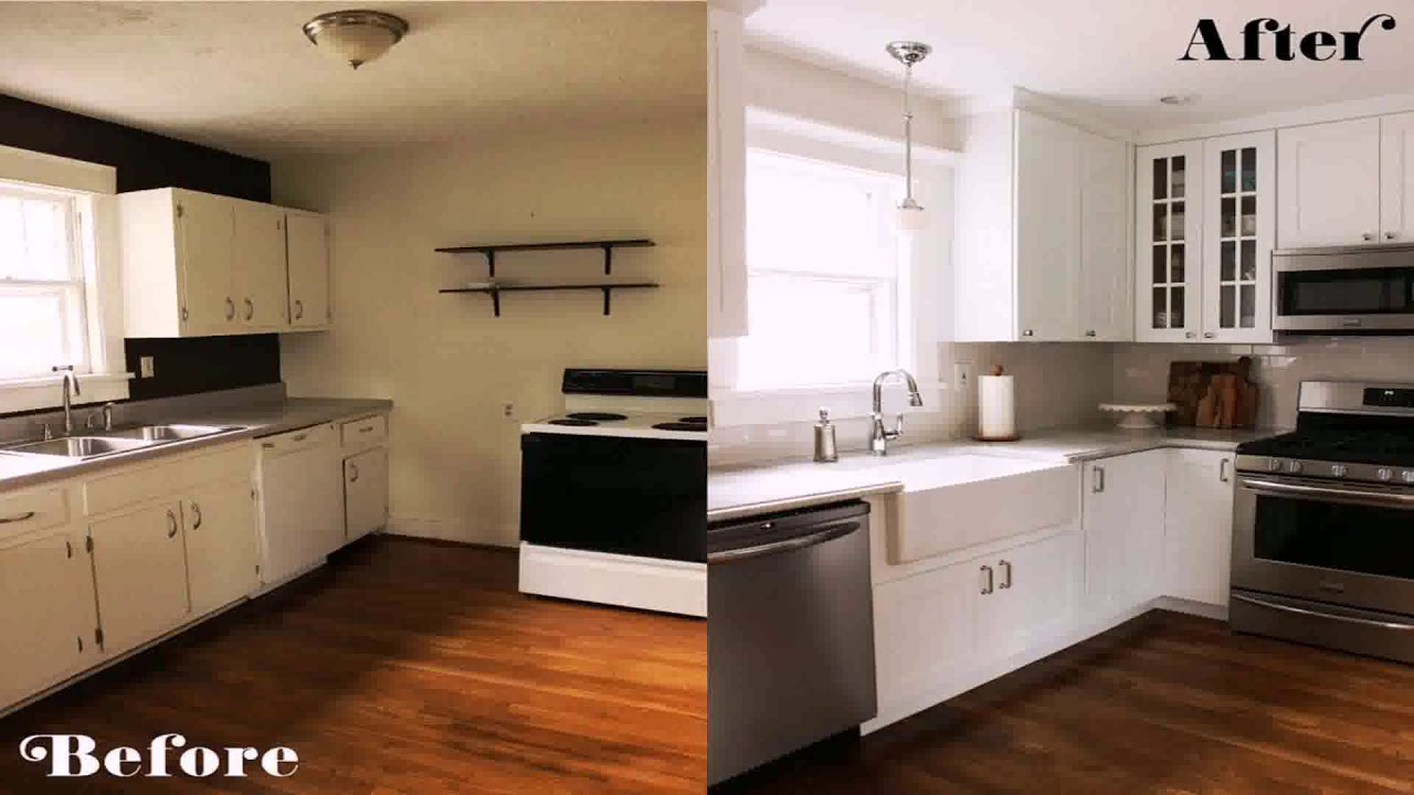 Small Ranch House Kitchen Design Youtube