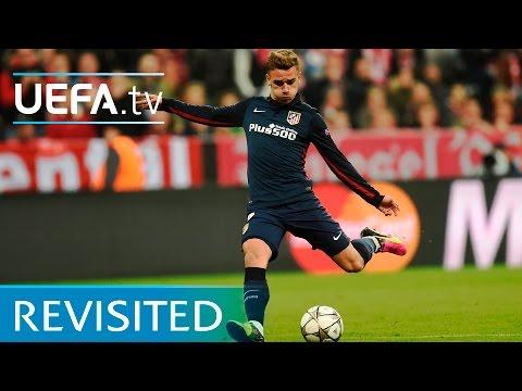 Highlights: Atlético v Bayern - UEFA Champions League 2015/16