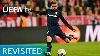 Highlights: Atlético v Bayern - UEFA Champions League 2015/16