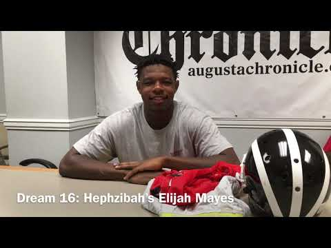 Dream 16: Hephzibah's Elijah Mayes