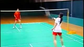 李玲蔚羽毛球3實戰技巧 1戰術