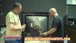 Arcade Repair Tips - Repairing Monitor Collapse Issues