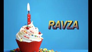Bugün senin doğum günün RAVZA - Sana özel doğum günü şarkın