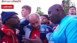Liverpool 4 Arsenal 0 | Wenger Should Have Gone In May!!! (Claude & TY)