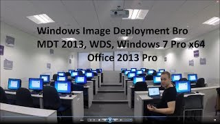 image deployment with microsoft deployment toolkit 2013 room 5