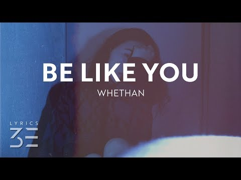 Whethan - Be Like You (Lyrics) feat. Broods