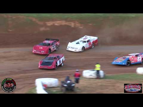 Placerville Speedway May 4th, 2019 Limited Late Models Main Event Highlights