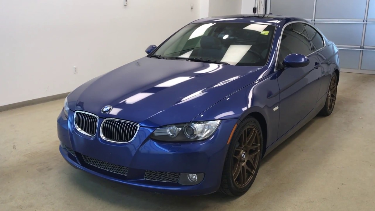 All BMW Models 2007 bmw 335i maintenance schedule 2007 BMW 335i Coupe - YouTube