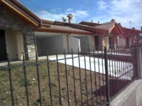Martinengo, villa nuova stile americano   youtube