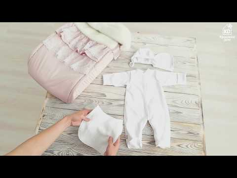 Как одевать новорожденного при выписке из роддома зимой
