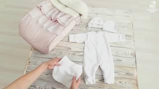 Выписка из роддома зимой, во что одевать новорожденного?