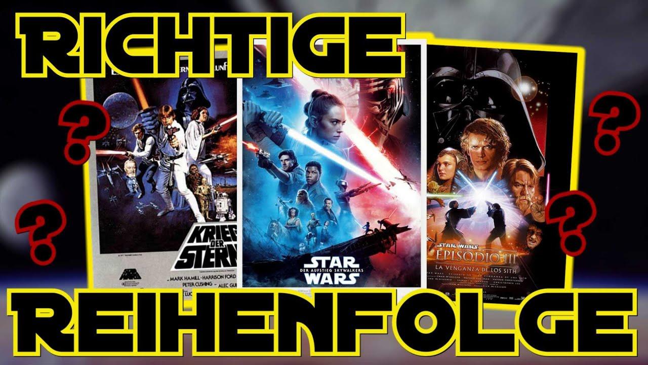 Star Wars Hörspiele Reihenfolge