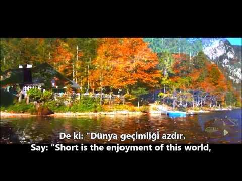 04- Nisâ Sûresi / Women (Ahmet el Acemi) HD