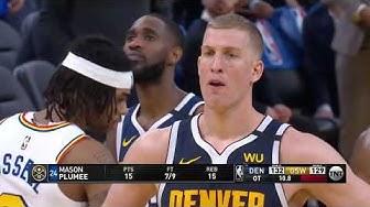 Golden State Warriors vs Denver Nuggets | January 16, 2020