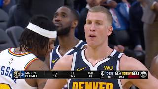 Golden State Warriors vs Denver Nuggets | January 16, 2020