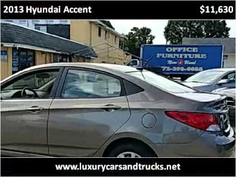 2013 Hyundai Accent Used Cars Port St. Lucie FL