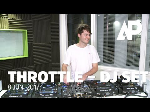 Throttle – DJ Set | De Avondploeg