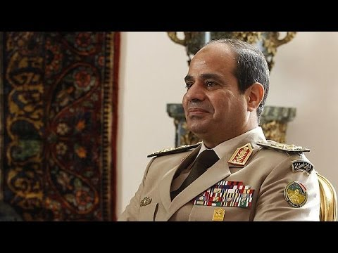 Sisi to run for Egyptian president