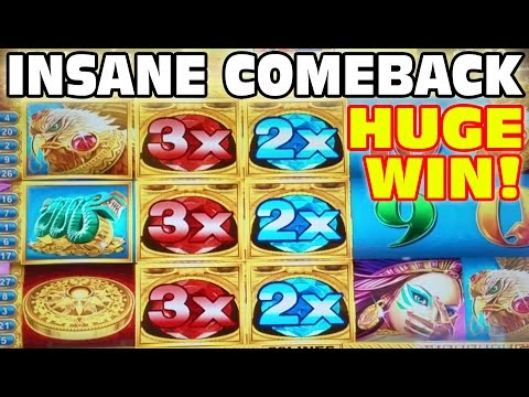 INSANE COMEBACK ★ HUGE WIN ★ FROM BANKRUPT TO BANKRUPTING THE CASINO