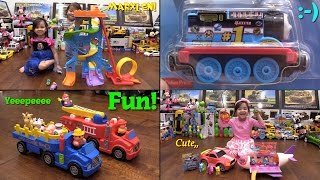 Fisher-Price Little People Play Set, Littlest Pet shop, Fire Truck, Thomas & Friends, etc...